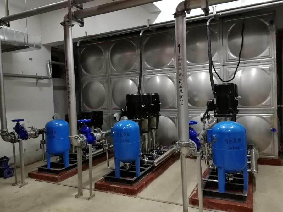 無負壓變頻供水設備特點和作用優勢都有哪些呢