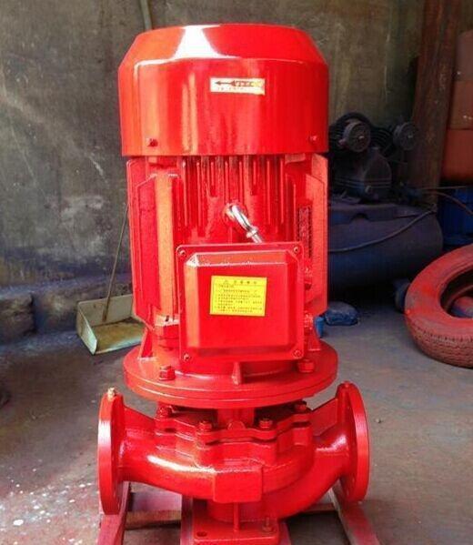 xbd消防泵規格及參數和主要特點