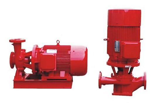 xbd消防泵選型參數以及主要特點的介紹