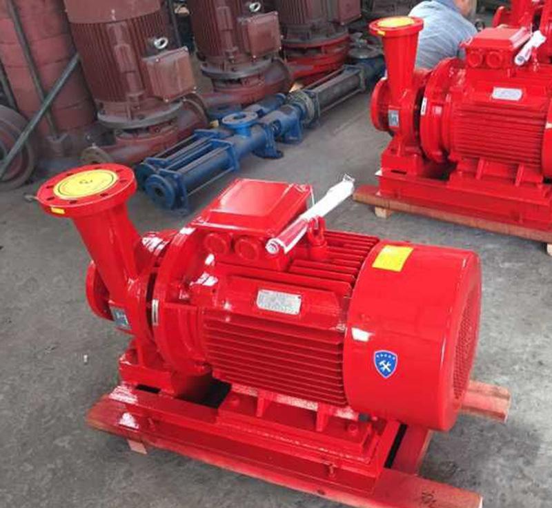 xbd消防泵樣本以及型號解釋和應用領域介紹