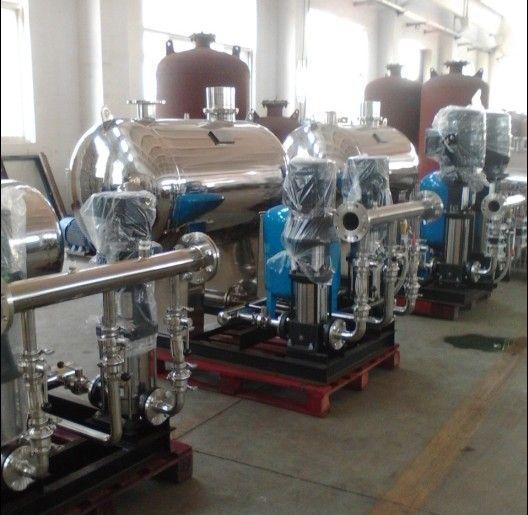 保定無負壓供水系統工作原理和產品特點介紹