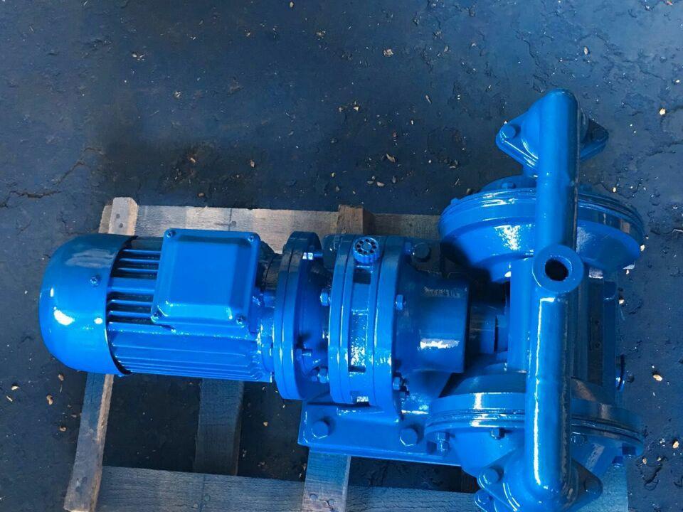 了解不銹鋼隔膜泵廠家和工作原理介紹