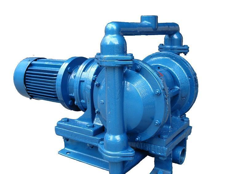 電動隔膜泵廠家哪家好和電動隔膜泵工作原理