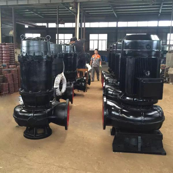 防爆型潛水排污泵價格和產品特點介紹