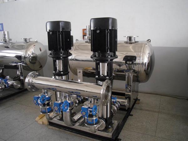 恒壓變頻給水設備廠家哪家好以及產品特點和應用范圍