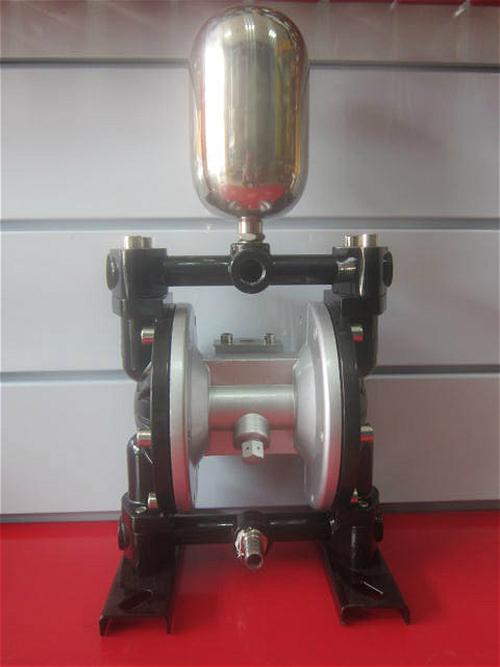 氣動雙隔膜泵不動作