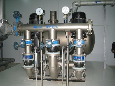 無負壓變頻供水設備廠家哪家好以及工作原理