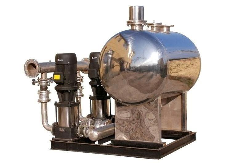 無負壓給水設備安裝前需注意哪些