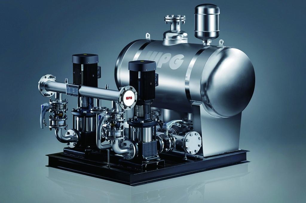 罐式無負壓給水設備特點和優勢都有哪些呢