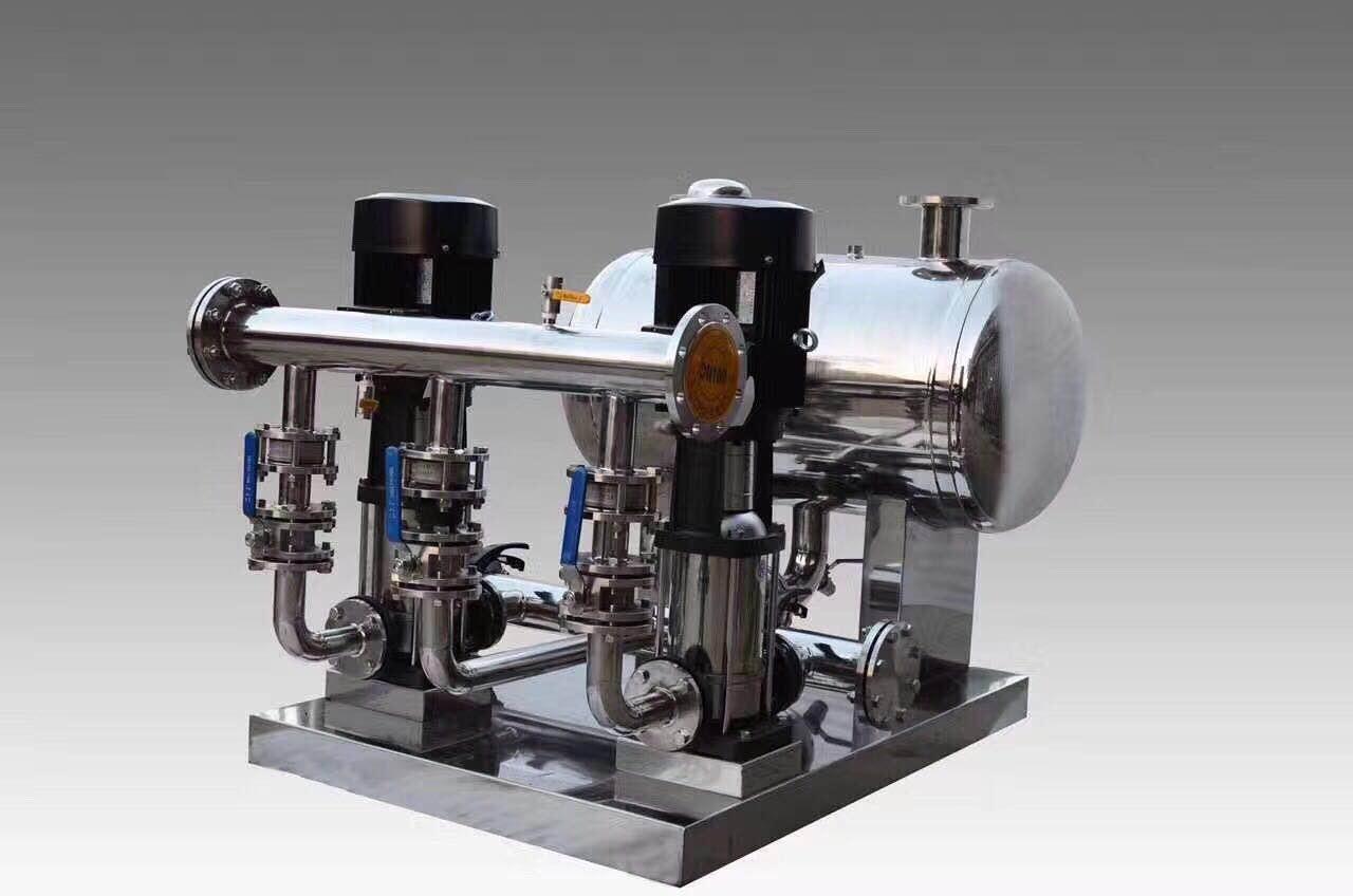 恒壓變頻供水設備廠家