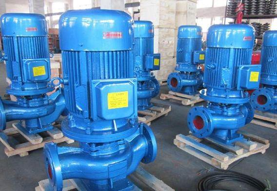 切割式立式管道泵廠家哪里的好 質量好的管道泵選擇