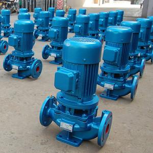 立式管道泵打不上水是什么原因造成的 管道泵如何使用