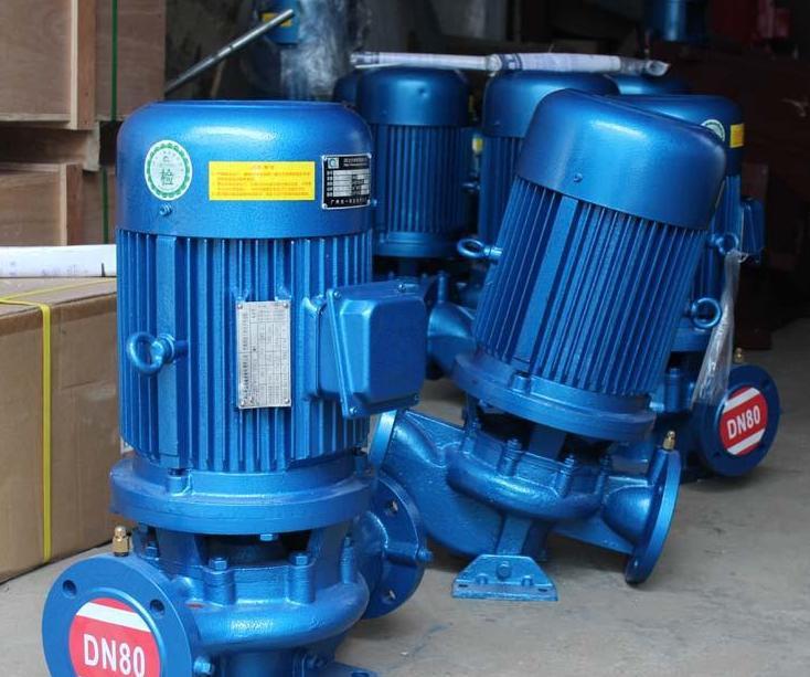 立式管道泵怎么使用方法 管道泵安裝使用注意事項