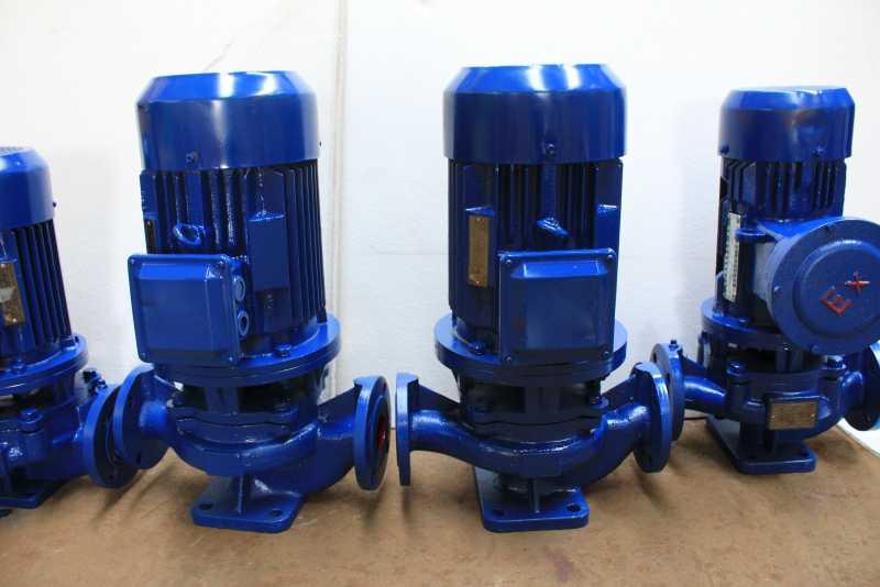 立式管道泵尺寸有哪些型號 如何進行選型呢