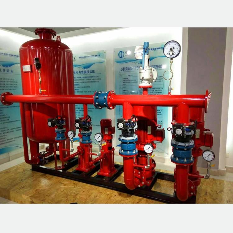 消防噴淋泵安裝方法有哪些呢?如何正確安裝噴淋泵