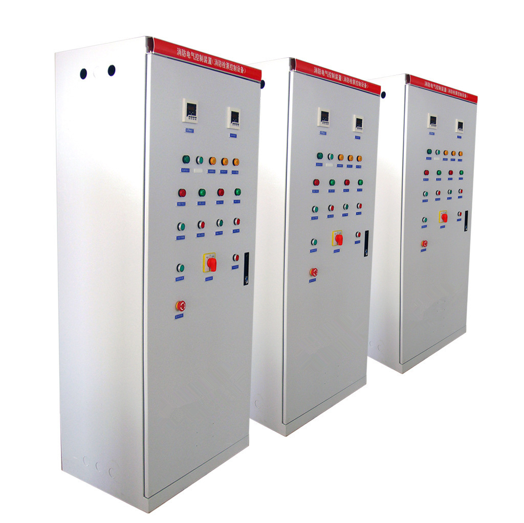 消防噴淋泵控制柜需要兩次才能啟動?如何使用噴淋泵
