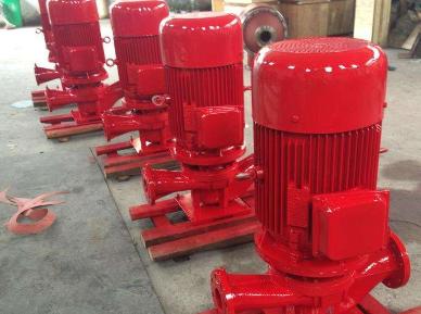 中危等級噴淋泵如何區分?怎么選用噴淋泵呢