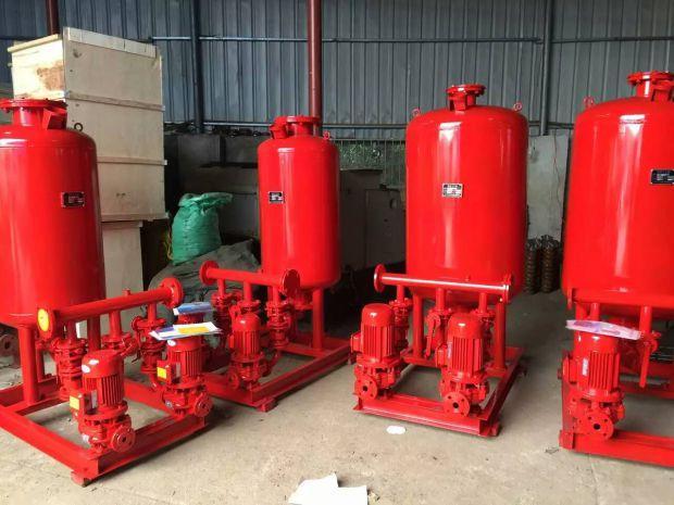 消防增壓穩壓給水設備安裝說明 如何正確安裝設備