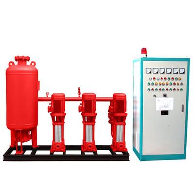消防增壓穩壓給水設備哪家好?設備多少錢一臺