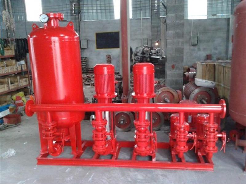 消防增壓穩壓給水設備安裝要點 正確安裝方法介紹