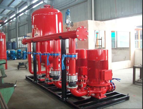 消防增壓穩壓給水設備在頂樓嗎?如何正確安裝呢