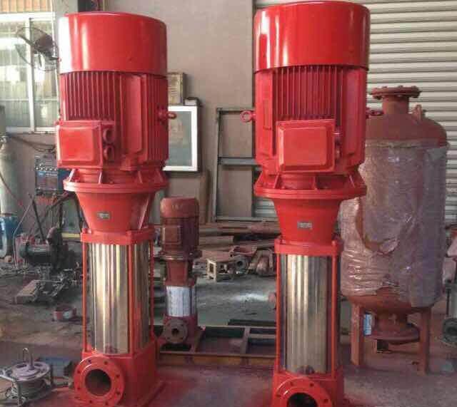 xbd消防泵 套定额