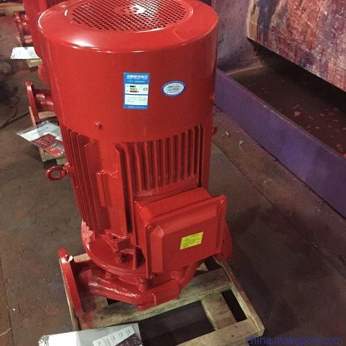 消防喷淋泵接线