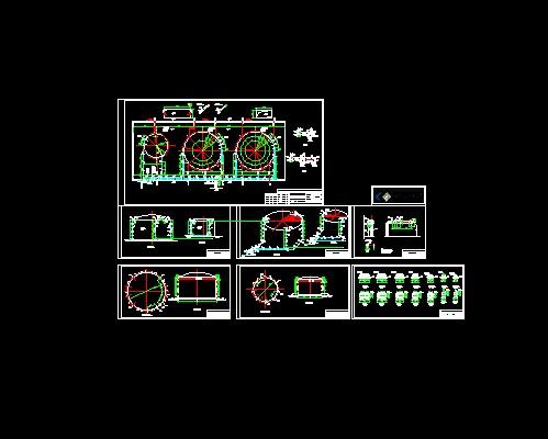 消防噴淋泵控制原理圖