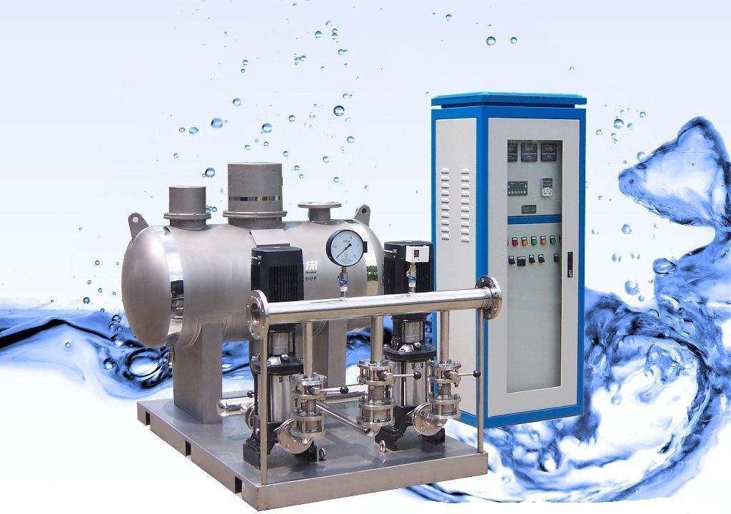 無負壓供水設備資料