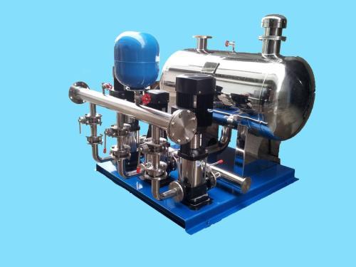 無負壓供水系統廠家